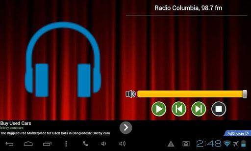 大谈收音机|玩音樂App免費|玩APPs
