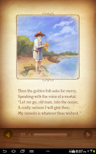 Fisherman and the little Fish- screenshot thumbnail