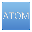 ATOM 아톰 [비밀문자] logo