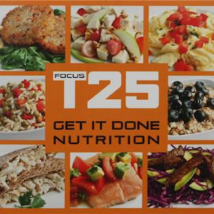 App Focus T25 Nutrition APK