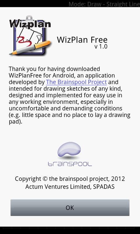 WizPlan- screenshot