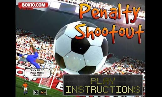 Penalty ShootOut football game - screenshot thumbnail