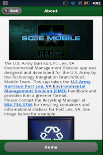 Fort Lee EMD - screenshot thumbnail