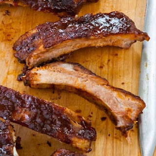 Slow Cooked Pork Ribs Vegetables Recipes.