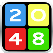 2048 Colourful Saga