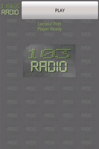 103 Radio Player- screenshot