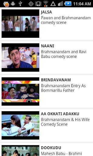 Brahmanandam Comedy Videos