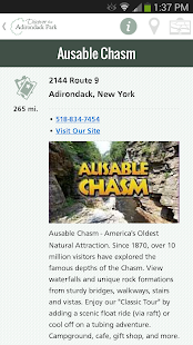 Discover the Adirondack Park - screenshot thumbnail