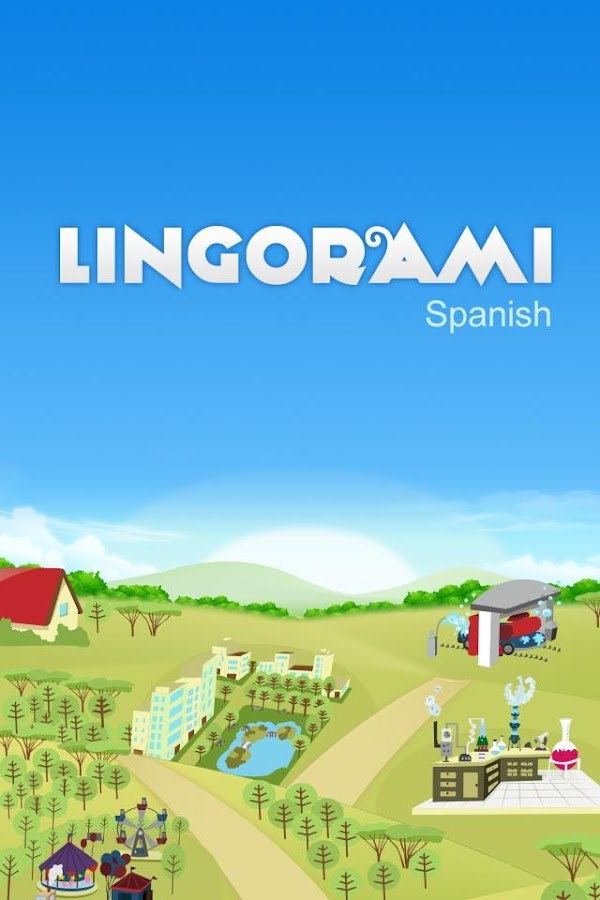 Learn Spanish with Lingorami- screenshot