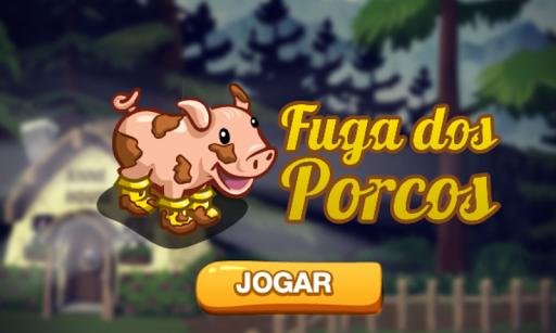 Porco Fugitivo