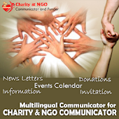 Charity Donator & communicator