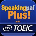 SpeakingPal Plus TOEIC® logo