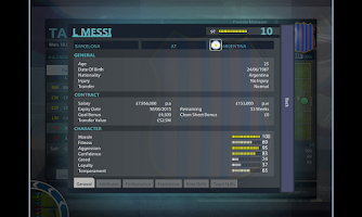 Screenshot of Premier Manager Free