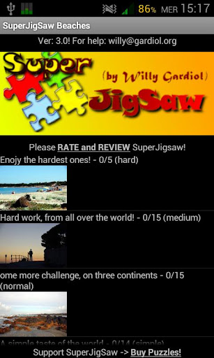 SuperJigsaw Beaches