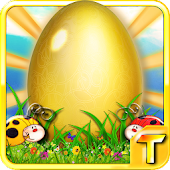 Golden Tamago Egg HD for Kids