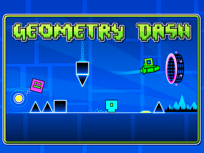 Geometry Dash 2.001 Cracked APK
