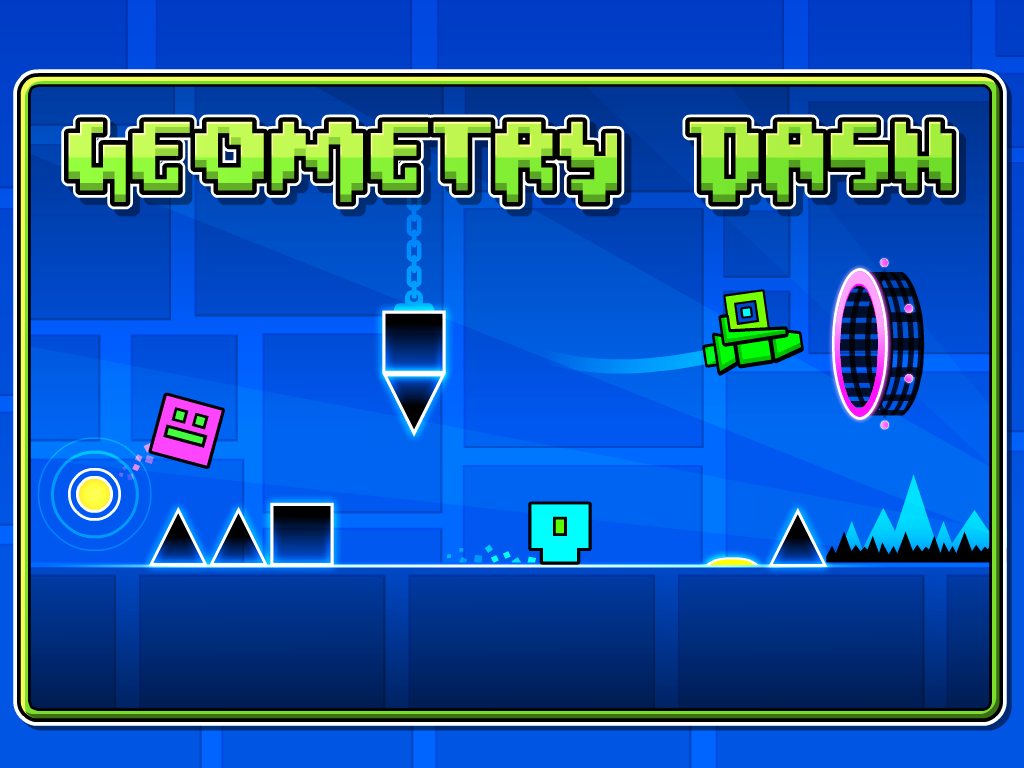 Geometry Dash- screenshot