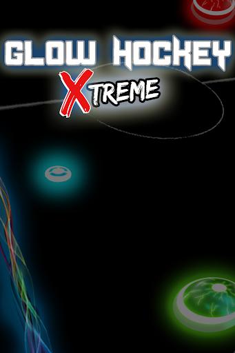 Glow Hockey Extreme