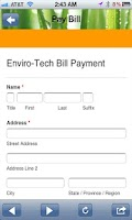 Screenshot of Enviro-Tech Pest Services