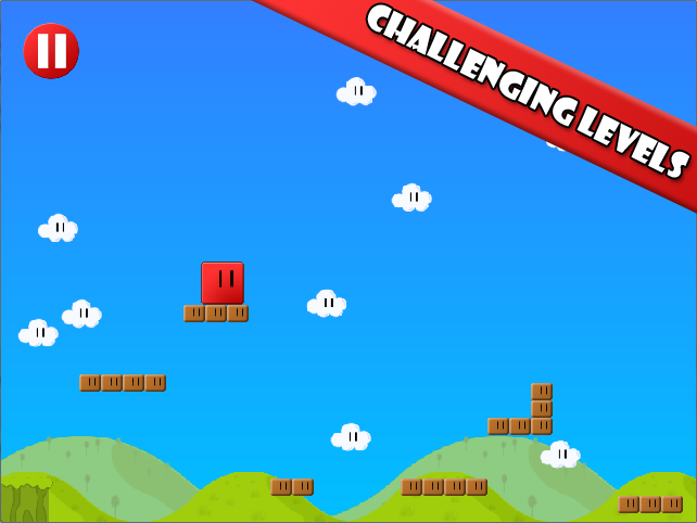 Push2Jump- screenshot