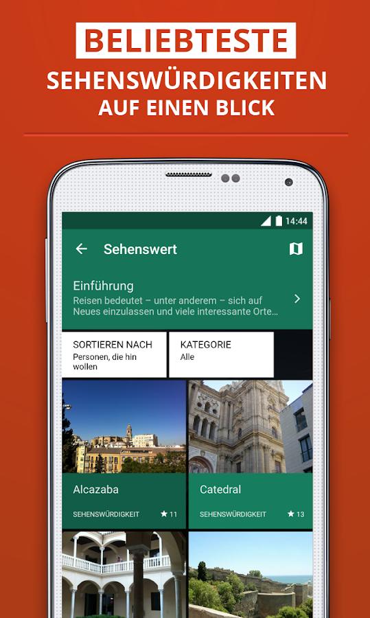 Málaga Reiseführer - screenshot