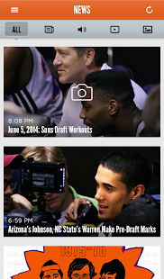 Phoenix Suns Mobile- screenshot thumbnail