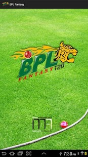 BPL T20 Fantasy Cricket  2013 - screenshot thumbnail