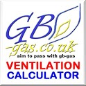 GB Gas Ventilation Calculator icon