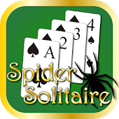 Basic SpiderSolitaire