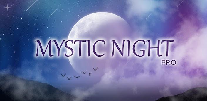 Mystic Night Pro LWP apk