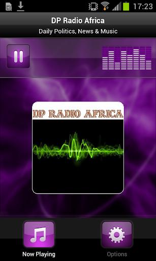 【免費音樂App】DP Radio Africa-APP點子