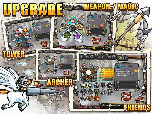 Cartoon Defense 4 1.1.7 screenshots 13