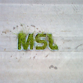 MSL mobile Fahrstrasse