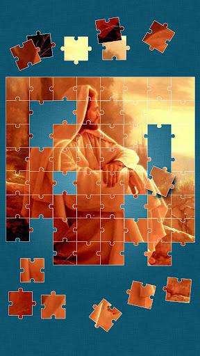 God and Jesus Jigsaw Puzzle 4.6 screenshots 3