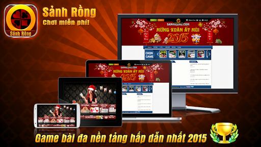 Sanh Rong - Game danh bai 2015  2