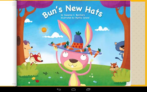 Kids Storybook - Bun's New Hat