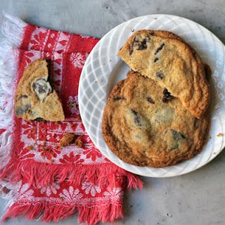 Honey Chocolate-Chip Cookies.