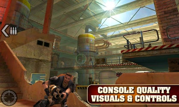 FRONTLINE COMMANDO apk screenshot