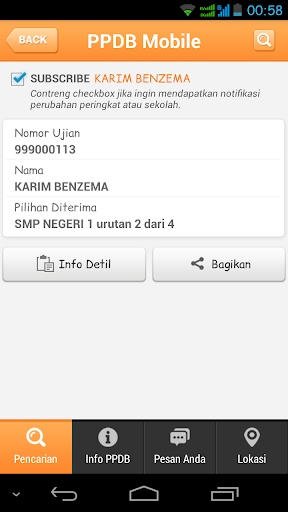 SIAP PPDB  screenshots 3