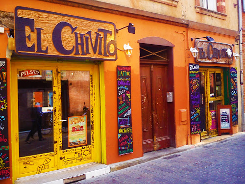 El ChiviTo by Alexandra Rafaila - City,  Street & Park  Markets & Shops ( toulouse, orange, shop, building, latino, color, street, france, exotic, colorful, mood factory, vibrant, happiness, January, moods, emotions, inspiration,  )