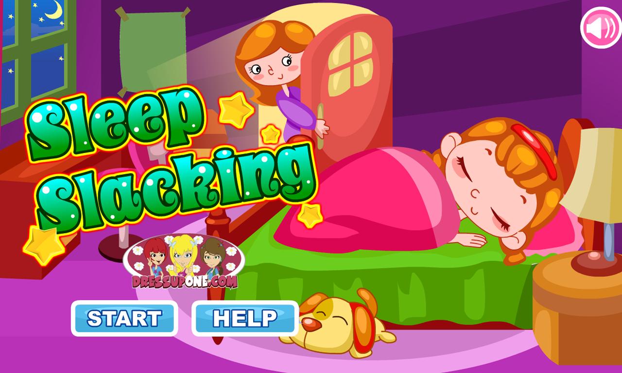 Sleep Slacking Game - screenshot