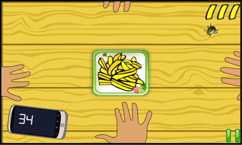 Fry Grabber - Smashing Game- screenshot