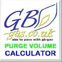 GB Gas Purging Calculator logo