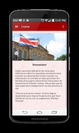 Consulados de Costa Rica