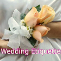 Wedding Etiquette  Tips icon