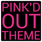Pink'd OUT Icon THEME ★PAID★ icon