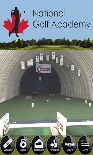 National Golf Academy Dome