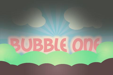Bubble One- screenshot