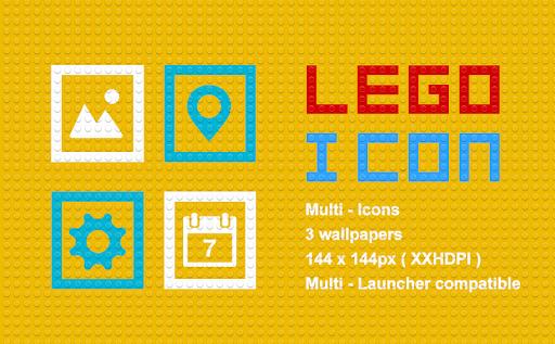 Lego - IconPack