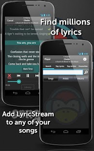 SongFreaks ♬ Player + Lyrics - screenshot thumbnail